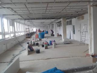 Rozšíření kancelářských prostor útvarů PPM&QC a R&D